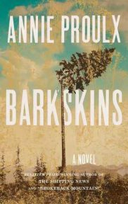 Barkskins by Annie Proulx book cover