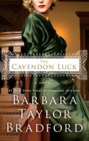 Cavendon Luck by Barbara Taylor Bradford Book Cover