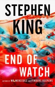 End of Watch by Stephen King book cover