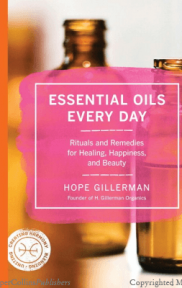 Essential Oils Every Day by Hope Gillerman book cover