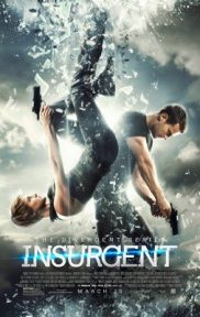Insurgent movie cover