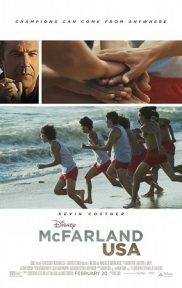 McFarland USA movie cover
