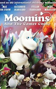 Moomins And The Comet Chase movie cover