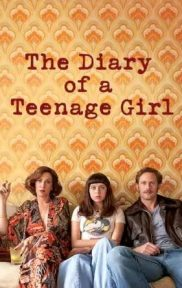 The Diary of a Teenage Girl  movie cover