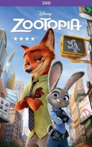 Zootopia movie cover